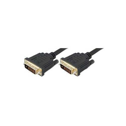 Add-on Addon 4.57m (15.00ft) Dvi-d Single Link (18+1 Pin) Male To Male Black Cable