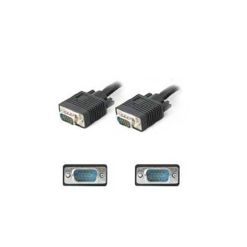 Add-on Addon 15.24m (50.00ft) Vga Male To Male Black Cable