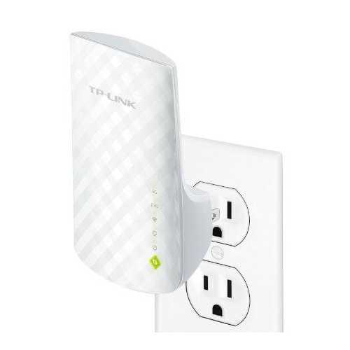 RE200 EXPANDS YOUR EXISTING WIFI COVERAGE WITH NEXT GENERATION 11AC WIFI TECHNOL