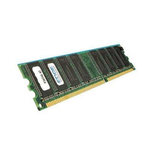 Edge Memory 1gb (1x1gb) Pc25300 Ecc Registered 240 Pin Ddr2 Dimm Sr