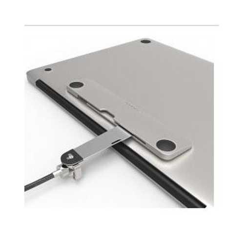 Compulocks Brands, Inc. The Blade Universal Macbooks, Tablets & Ultrabooks T-bar Lock, Silver - Inchus