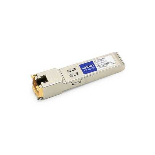 ADDON ADTRAN 1442300G1 COMPATIBLE TAA COMPLIANT 1000BASE-TX SFP TRANSCEIVER (COP