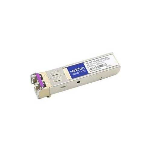 Add-on Addon Arista Networks Ar-sfp-1g-dw-1490 Compatible Taa Compliant 1000base-cwdm S