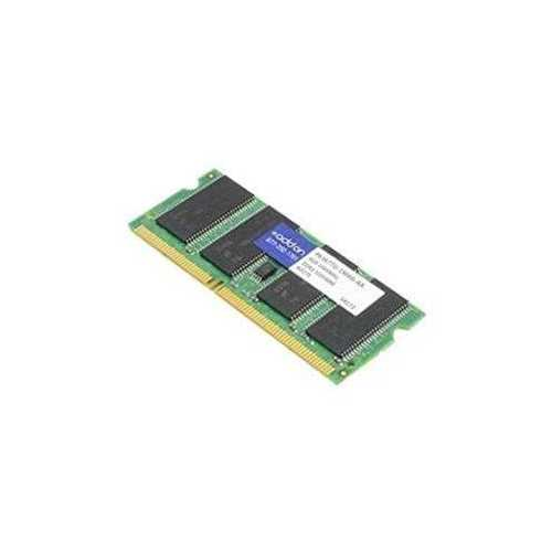 Add-on Addon Panasonic Cf-wrba602g Compatible 2gb Ddr2-667mhz Unbuffered Dual Rank 1.8v