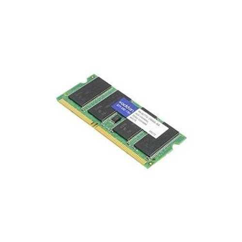 Add-on Addon Dell A2884835 Compatible 4gb Ddr3-1066mhz Unbuffered Dual Rank 1.5v 204-pi