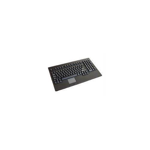 Adesso Ipc Keyboard Ack-730pb - Keyboard - Touchpad - Ps/2 - Black