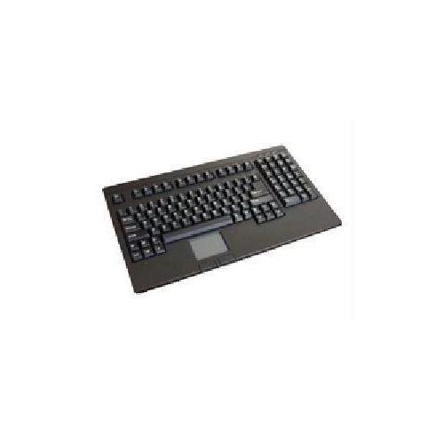 ADESSO EASYTOUCH USB RACKMOUNT SIZE KEYBOARD WITH TOUCHPAD (BLACK)
