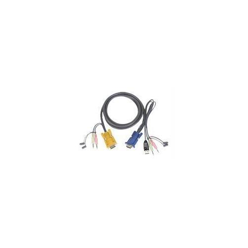 10 FT. USB KVM CABLE FOR GCS1758/1732/1734