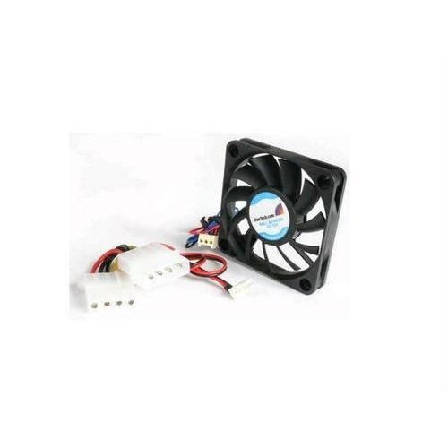 Startech Add Additional Chassis Cooling With A 50mm Ball Bearing Fan - Pc Fan - Computer