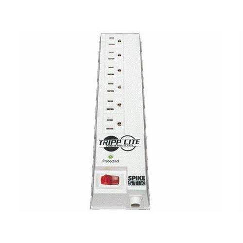 6-OUTLET, 6-FT CORD, 540 JOULES SURGE SUPPRESSOR- STATE OF THE ART PROTECTION FO