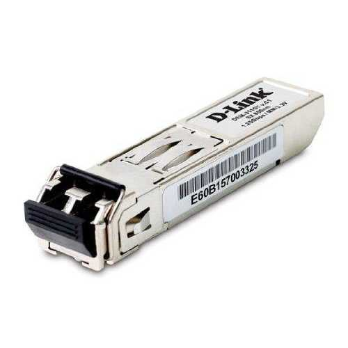 1000BASE-SX MULTIMODE SFP OPTICAL TRANSCEIVER, 0 TO 70C