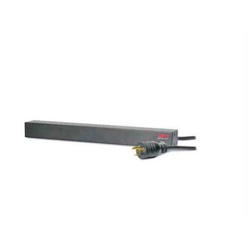 BASIC RACK 1U - POWER DISTRIBUTION STRIP - RACK-MOUNTABLE - AC 208 V - 12 X POWE