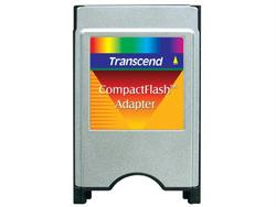 Transcend Information Transcend Pcmcia Ata Adapter For Cf Card