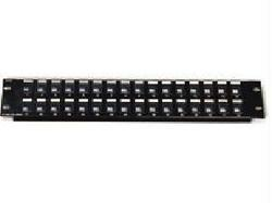 Legrand 12-port Blank Keystone/multimedia Patch Panel