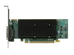 Matrox Graphics The Matrox M9140 Lp Pci-e X16 512mb Ddr2, 4 Dvi, Atx, Rohs