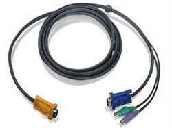 PS/2 KVM CABLE, 6 FT