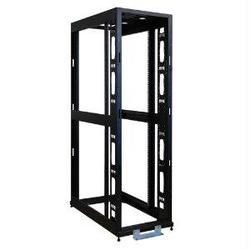 42U OPEN FRAME RACK ENCLOSURE SERVER CABINET 3000LB CAPACITY