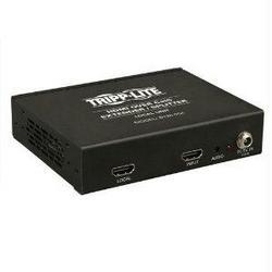 4-PORT HDMI OVER CAT5 / CAT6 EXTENDER SPLITTER, TRANSMITTER FOR VIDEO AND AUDIO,