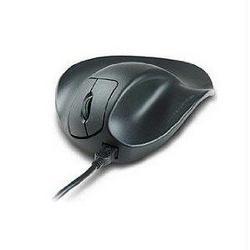 Prestige International, Inc. Handshoemouse Mouse - Bluetrack - Cable - Black - Retail - Usb - 1500 Dpi - Scro
