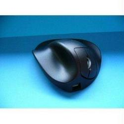 Prestige International, Inc. Handshoemouse Ls2ul Mouse - Blueray - Wireless - Black - 1500 Dpi - 2 Button(s)
