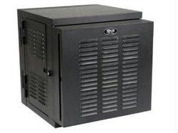 12U WALL MOUNT RACK ENCLOSURE HINGED WALLMOUNT INDUSTRIAL NEMA