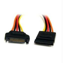 EXTEND A SATA POWER CONNECTION BY UP TO 12IN - SATA POWER EXTENSION CABLE - SATA