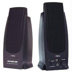 Inland Products Inc. Pro Sound 2000 Blk