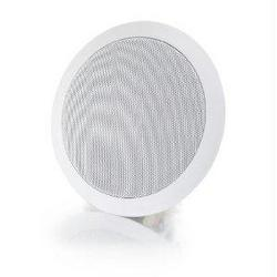 C2g 6in Ceiling Speaker 8ohm White