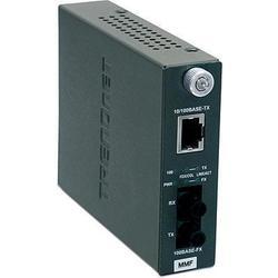 100BASE-FX ST-TYPE FIBER CONVERTER
