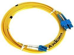 Axiom Sc/st Os2 Fiber Cable 15m