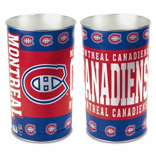 Montreal Canadiens Waste Basket - 15 inch