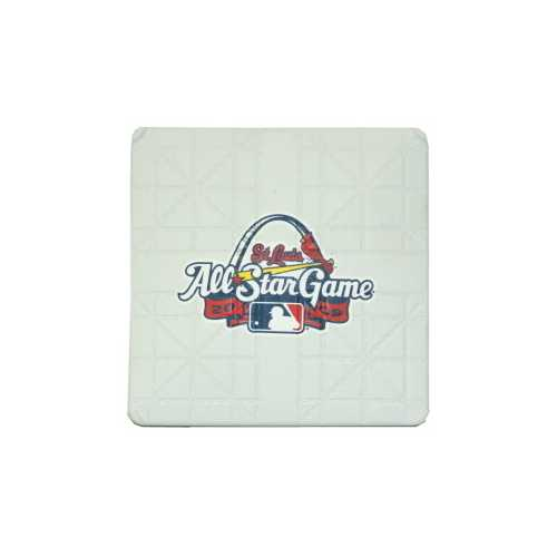 2009 MLB All-Star Game Authentic Hollywood Pocket Base