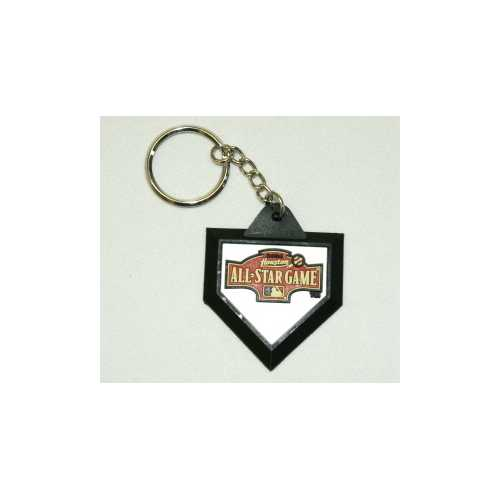 2004 MLB All-Star Game Keychain - Home Plate