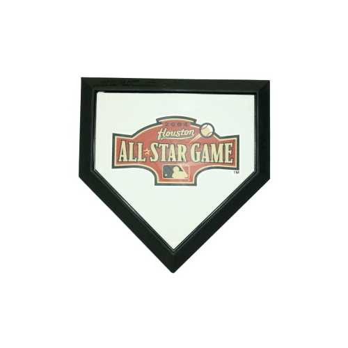 2004 MLB All-Star Game Authentic Hollywood Pocket Home Plate