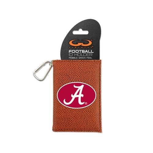 Alabama Crimson Tide Classic Football ID Holder