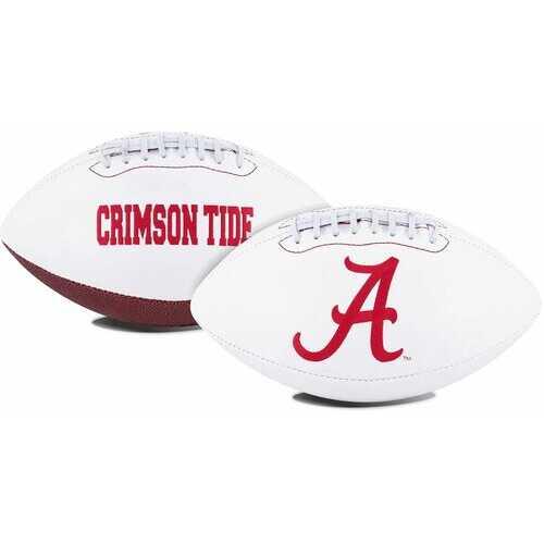 Alabama Crimson Tide Football Full Size Embroidered Signature Series