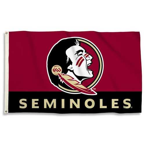 Florida State Seminoles Flag 3x5
