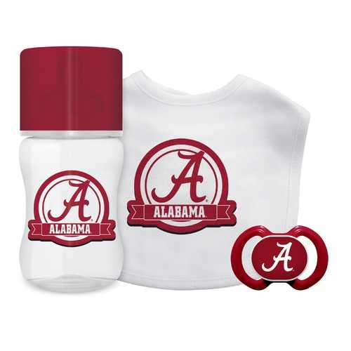 Alabama Crimson Tide Baby Gift Set 3 Piece