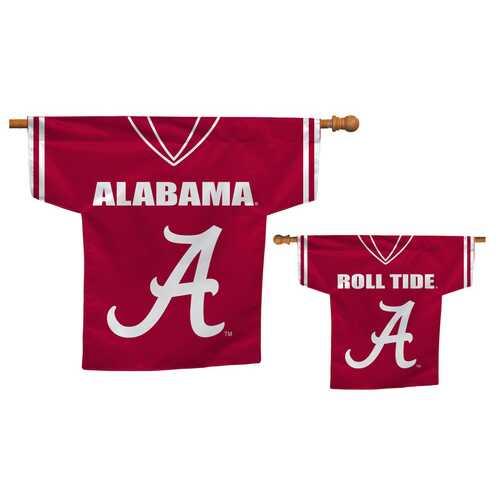 Alabama Crimson Tide Flag Jersey Design