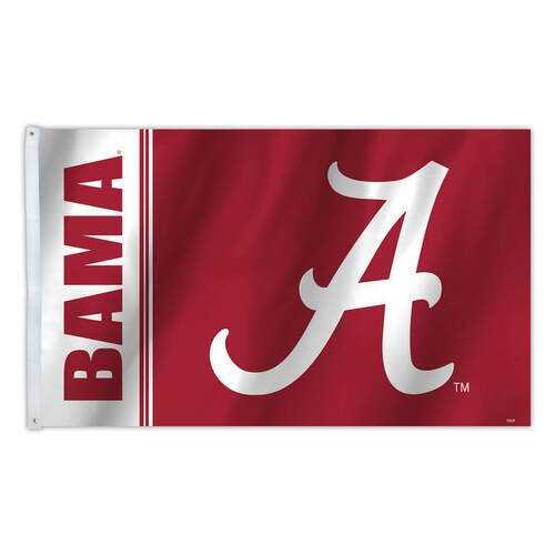 Alabama Crimson Tide Flag 3x5 Banner