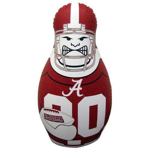 Alabama Crimson Tide Tackle Buddy Punching Bag