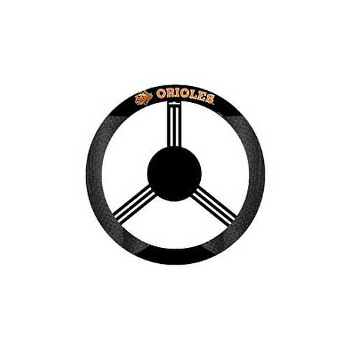 Baltimore Orioles Steering Wheel Cover - Mesh