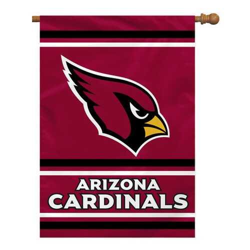 Arizona Cardinals Banner 28x40 House Flag Style 2 Sided