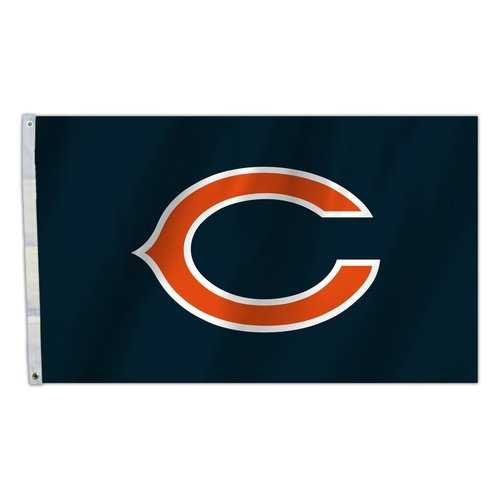 Chicago Bears Flag 3x5 All Pro