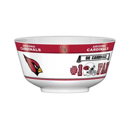Arizona Cardinals Party Bowl All Pro