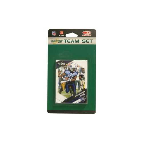 Tennessee Titans 2009 Score Team Set