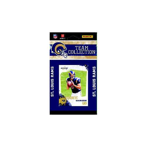 St. Louis Rams 2010 Score Team Set