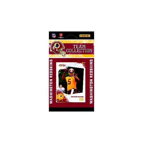Washington Redskins 2010 Score Team Set