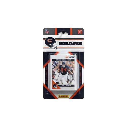 Chicago Bears 2011 Score Team Set