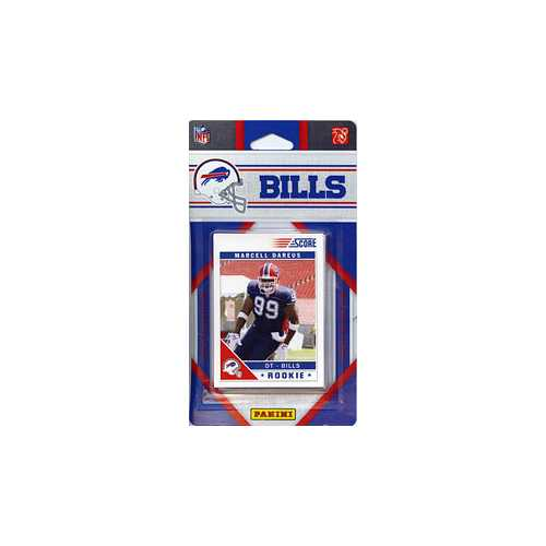 Buffalo Bills 2011 Score Team Set